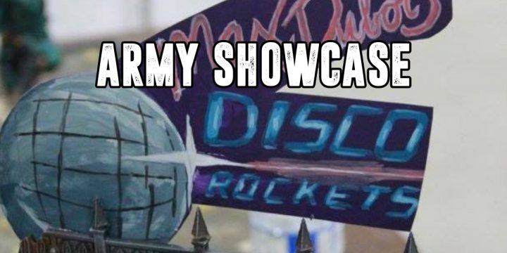 Ultramarine Disco Rockets – Army Spotlight