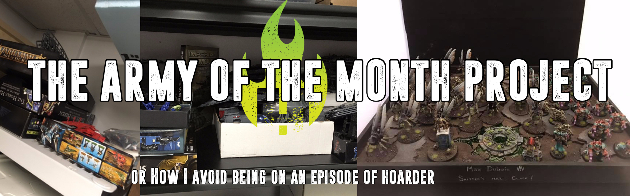 The Army of the Month Project – Introduction