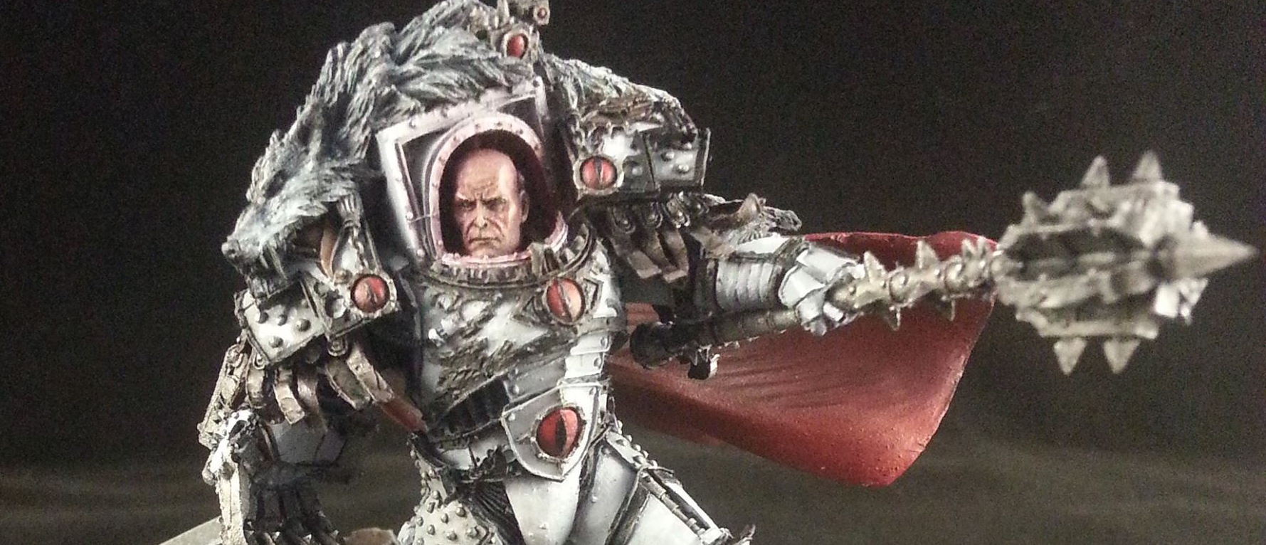 Step by Step – Forge World Horus