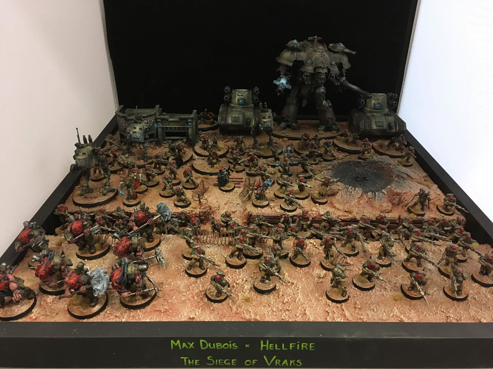 Army of the Month – March – The Castellan List