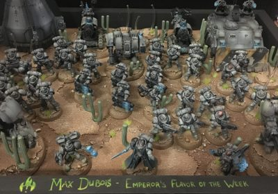 Army of the Month: February 2020